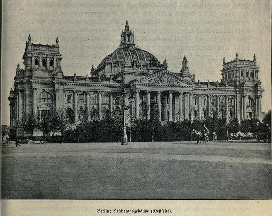 Berlin-Reichstagsgebäude