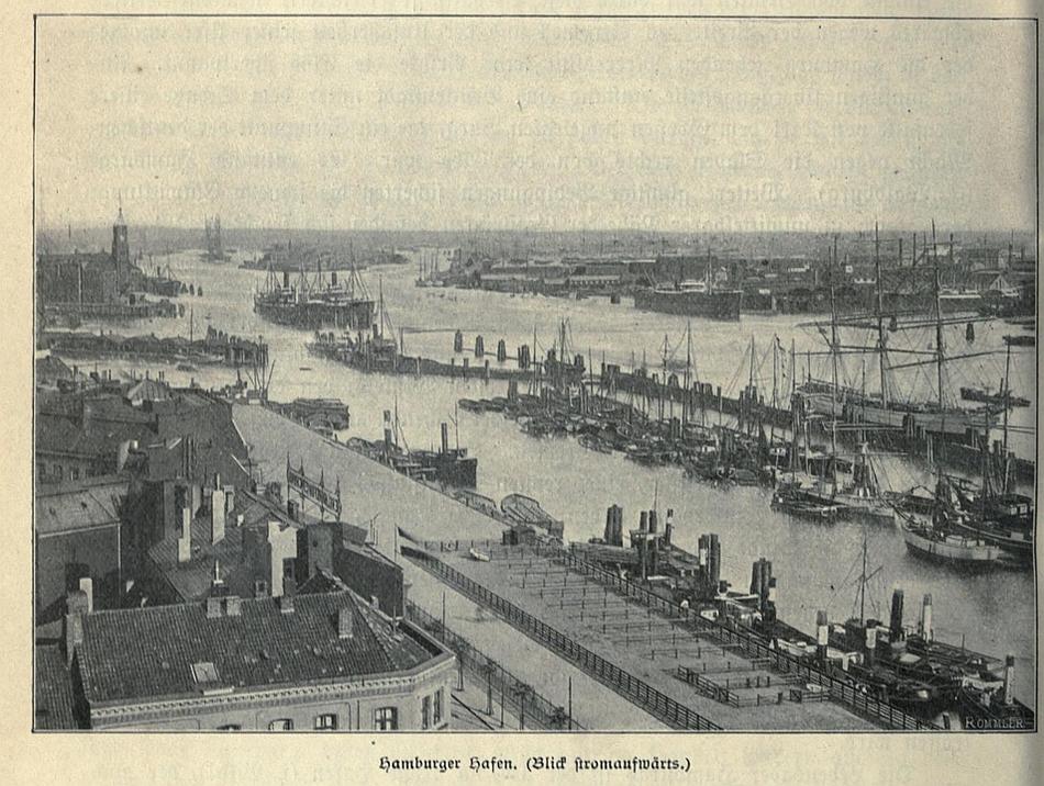 Hamburger-Hafen