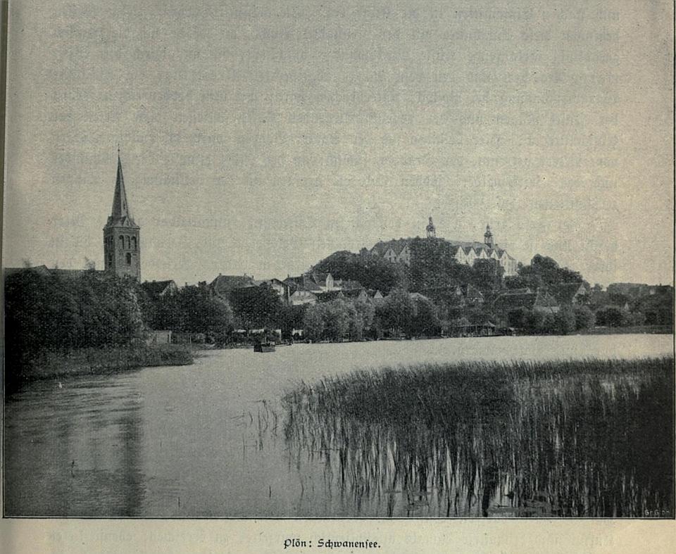 Plön-Schwanensee